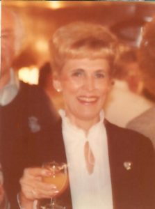 Mrs. Mary Lou Crosby