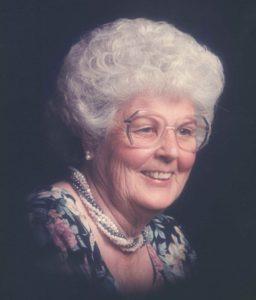 Mrs. Annie Lou Burks